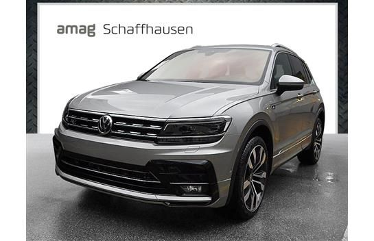 VW Tiguan 2.0TSI Highline 4Motion DSG