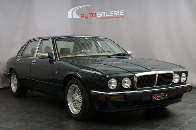 Jaguar XJ12 6.0 Sovereign
