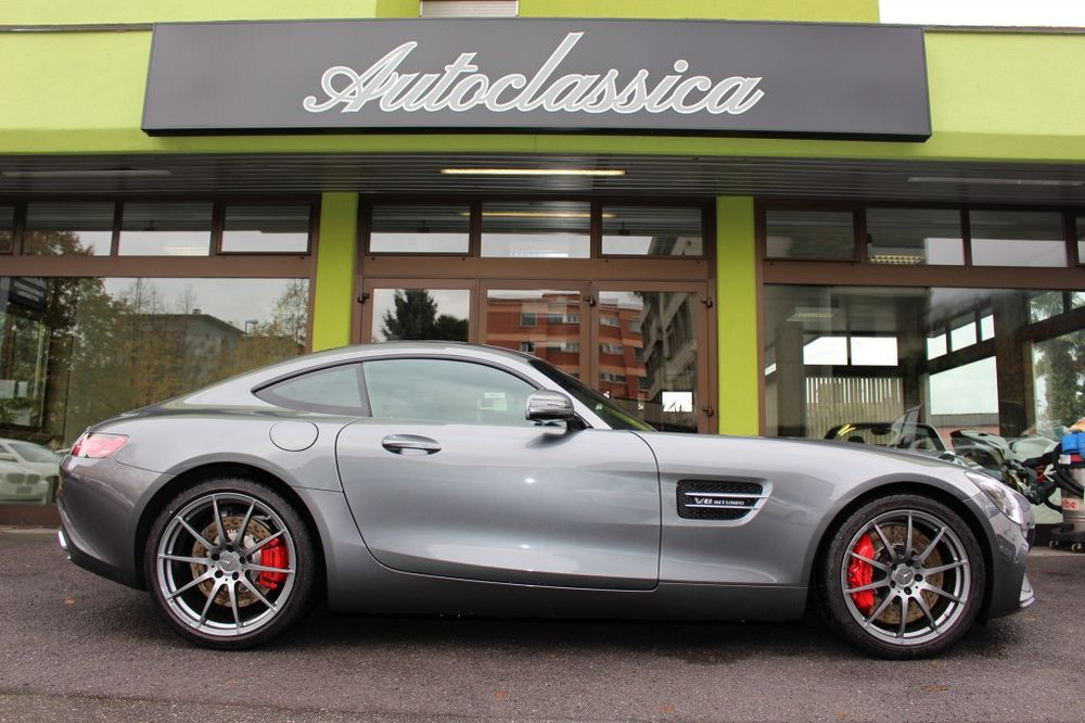 Mercedes-Benz AMG GT S Speedshift DCT