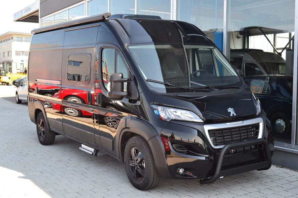 Peugeot BOXER Boxer Tourne 4 Dream Black Editio