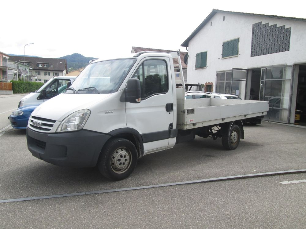 Iveco Daily 35 S 12 GBBA14A1B1