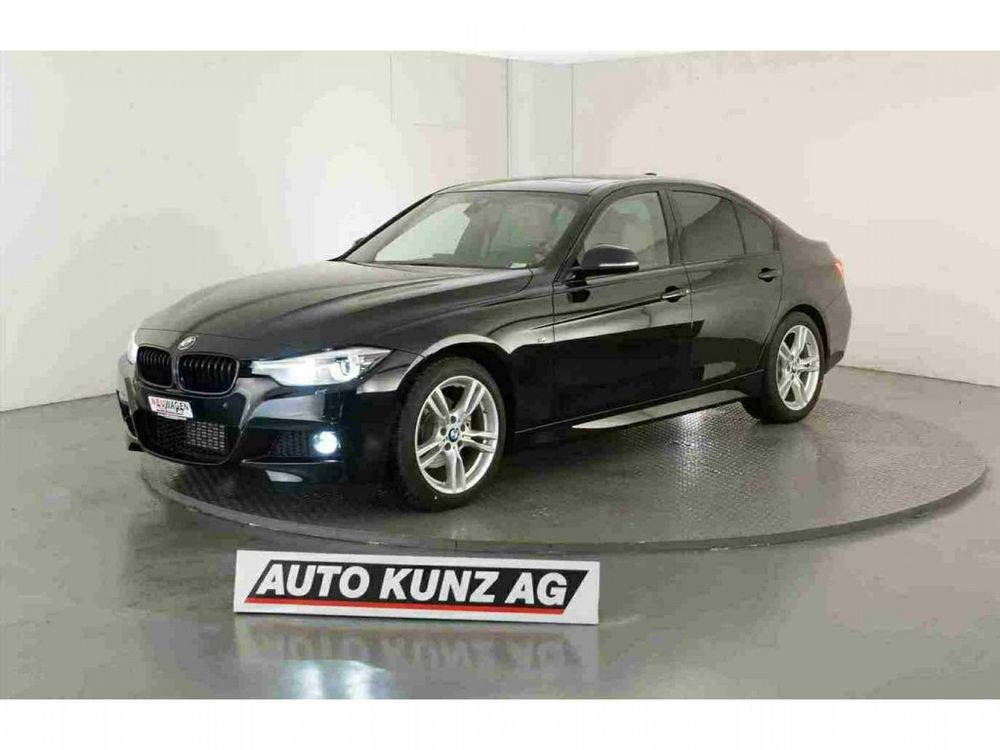 BMW 320 320d Edition M Sport Automat 190PS