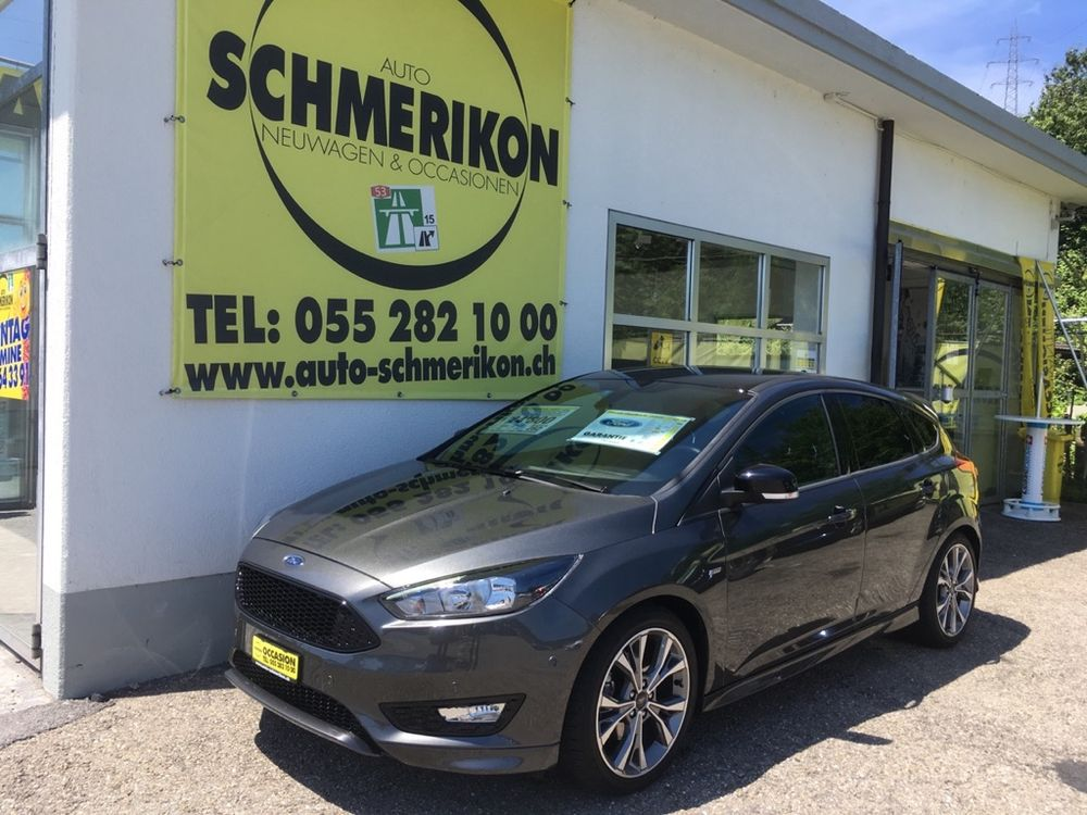 Ford Focus 1.5 SCTi EcoBoost St-Line 182PS