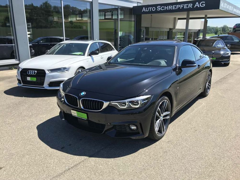 BMW 440i xDrive Coupé