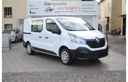 Renault Trafic 1.6 dCi 90 2.9t Access L1H1
