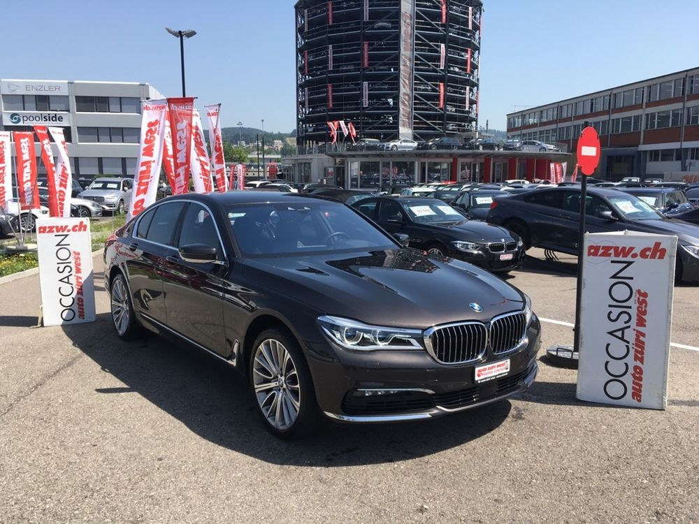 BMW 750d xDrive 400PS Steptronic-Automat