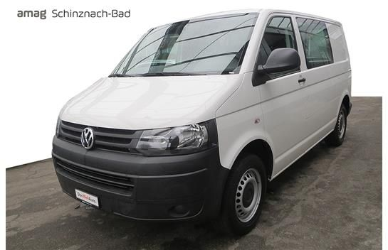 VW T5 2.0 TDI 4Motion