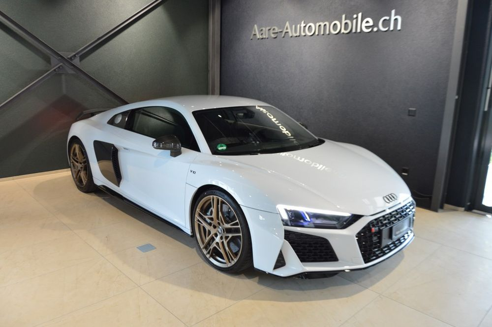 Audi R8 Coupé performance S-Tronic