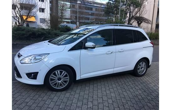 Ford Grand C-Max 2.0 TDCi Titanium PowerShift