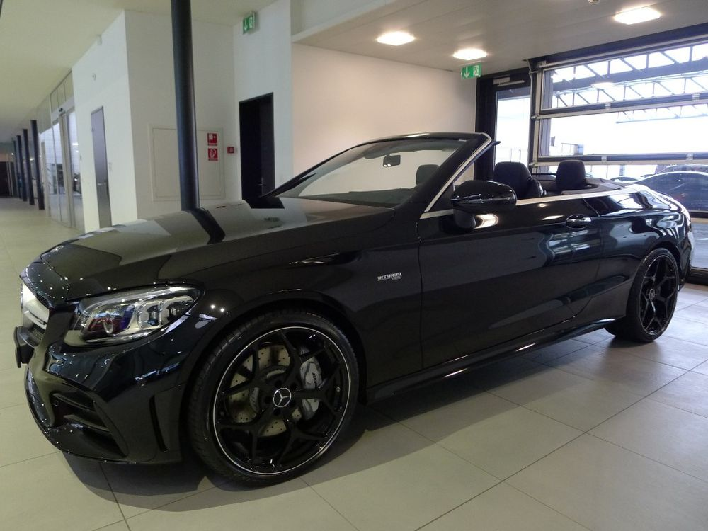 Mercedes-Benz C 43 Cabriolet AMG 4Matic 9G-Tronic
