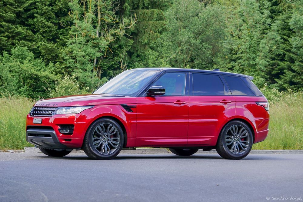 LAND ROVER Range Rover Sport 3.0 SDV6 HSE Dynamic Automatic