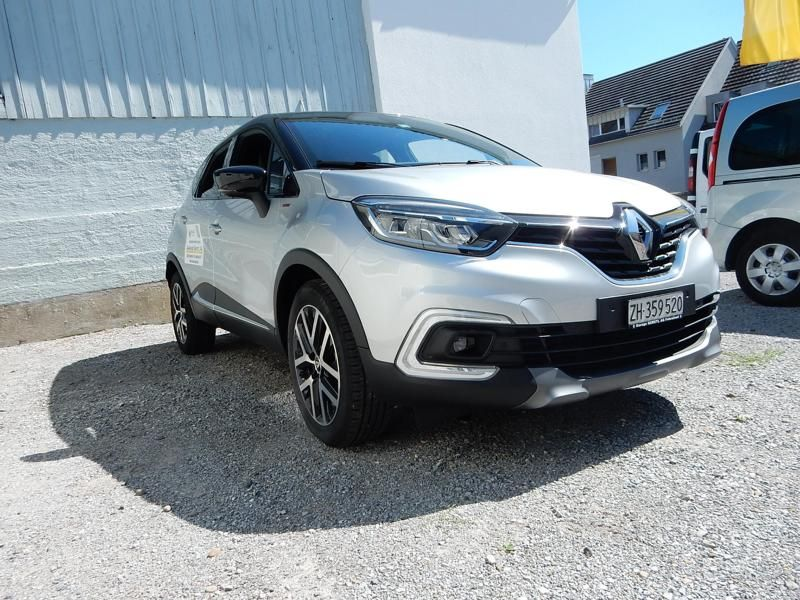 Renault Captur Red Edition TCe 150 EDC PF E6DT