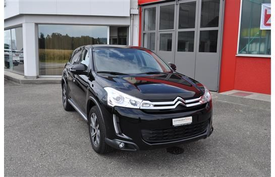 Citroen C4 Aircross 1.6 HDi Exclusive 4WD