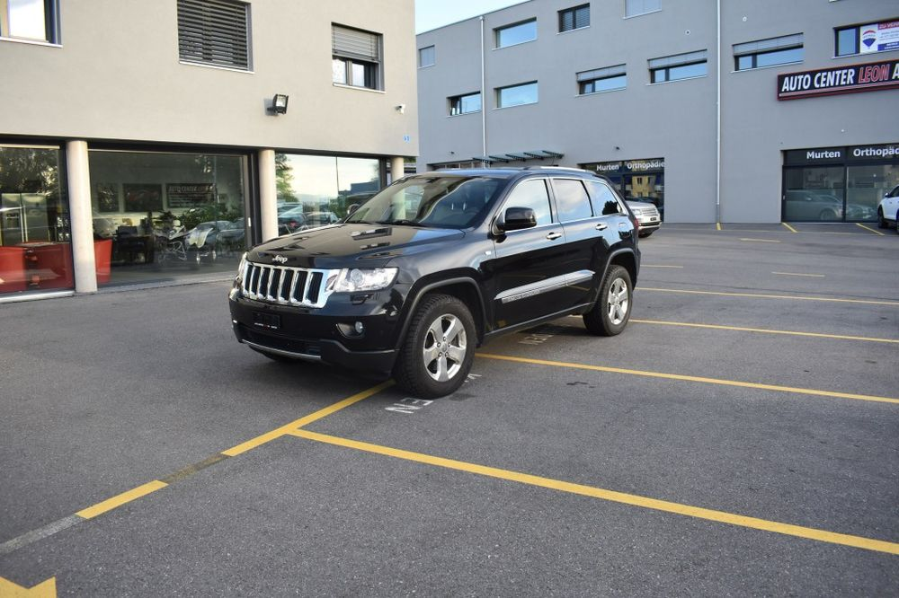Jeep Grand Cherokee 3.0 CRD Limited Automatic