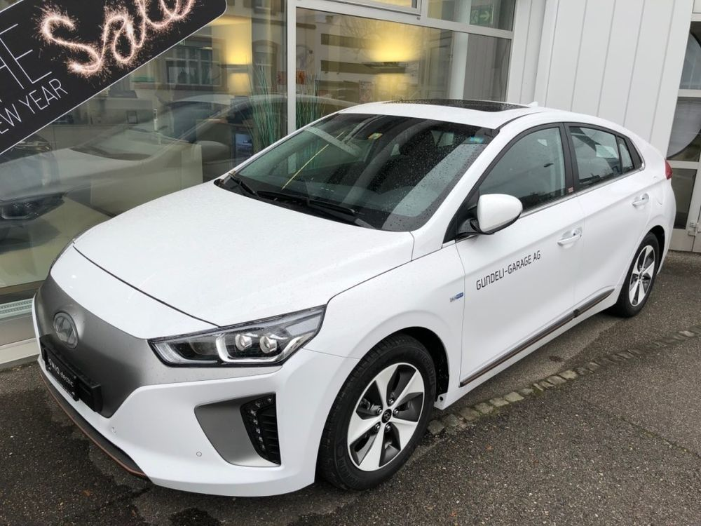 Hyundai Ioniq Launch Plus