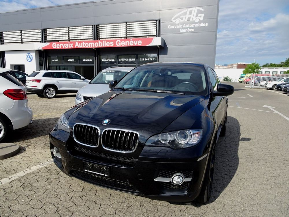 BMW X6 xDrive 35i Steptronic