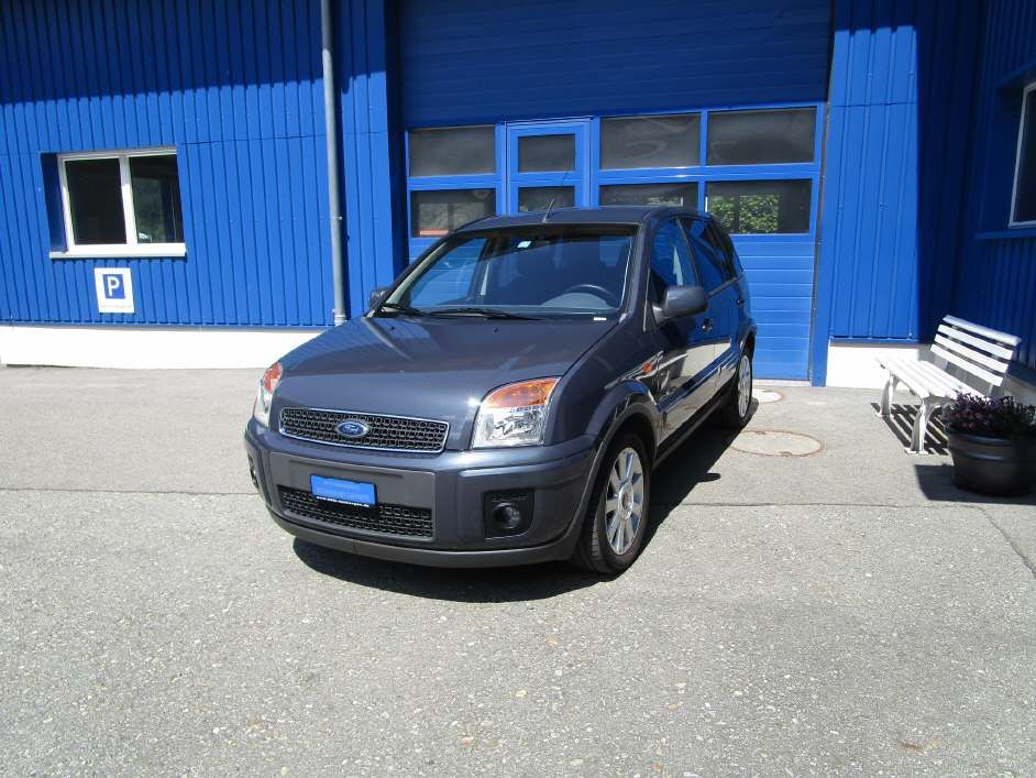 Used Ford Fusion 1.6