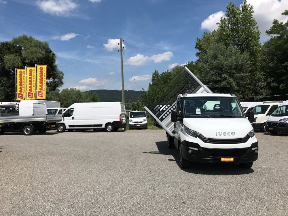 Iveco DAILY 35 S 14 3-Seitenkipper