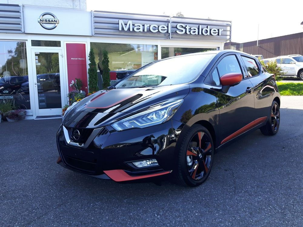 Nissan MICRA 0.9 IG-T Bose Edition Tekna
