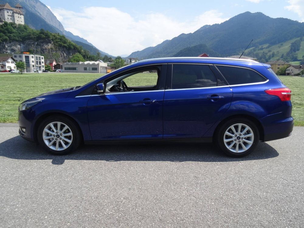 Ford FOCUS Station Wagon 1.5 TDCi