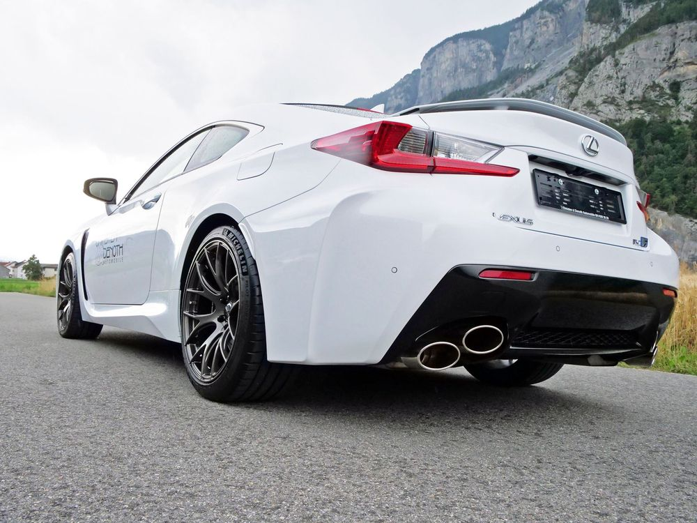LEXUS RC F 5.0 V8 excellence Automatic