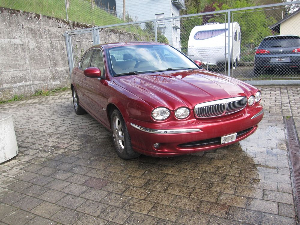 JAGUAR X-Type 2.5 V6 Traction4 Executive