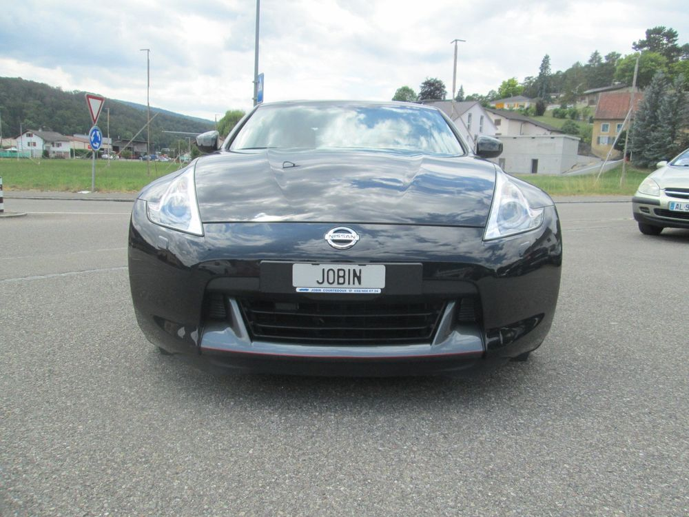 Nissan 370 Z Pack Automatic