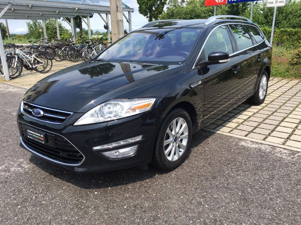 FORD Mondeo 2.2 TDCi 16V TitaniumS Automatic