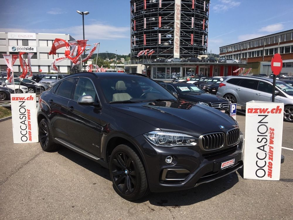BMW X6 xDrive 30d Steptronic-Automat