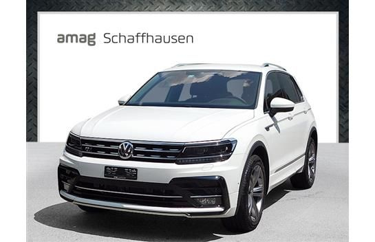 VW Tiguan 2.0 TDI SCR Highline4Motion DSG