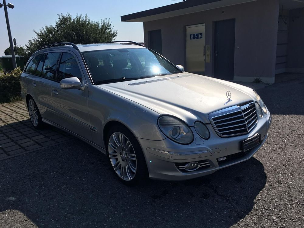 MERCEDES-BENZ E 500 Avantgarde 4Matic Automatic