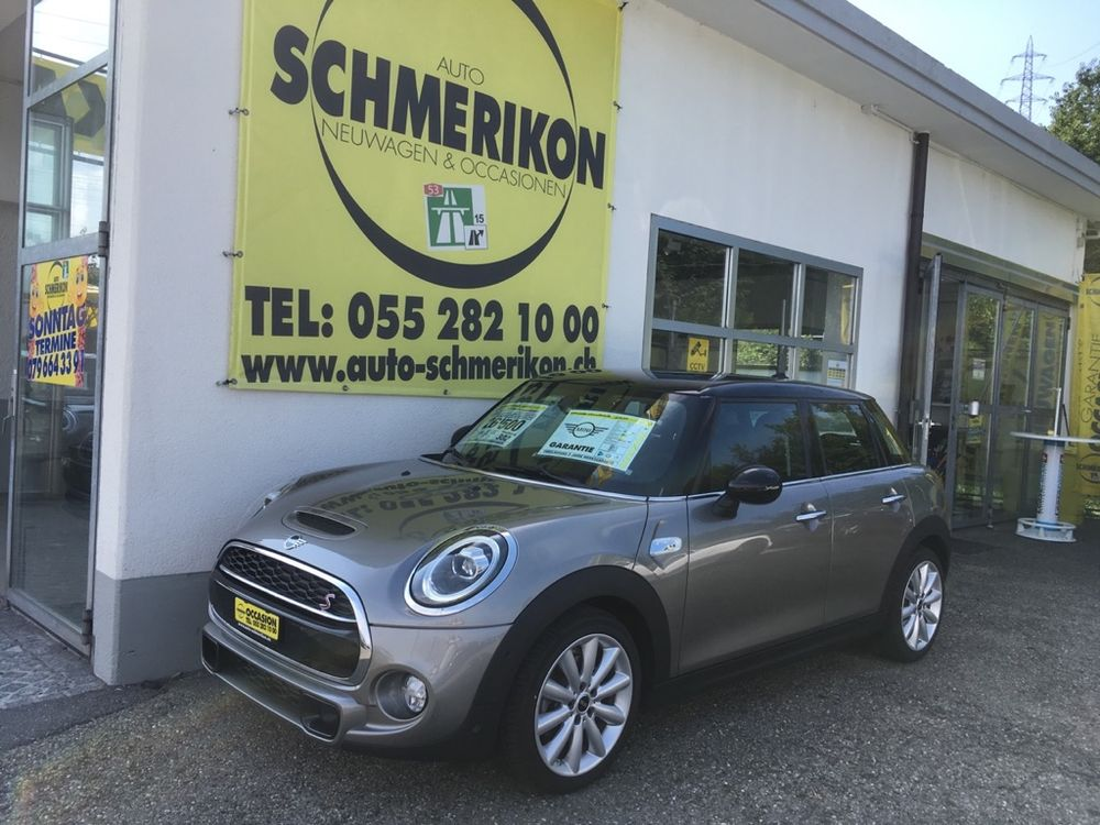 Mini Cooper S Chili DKG-Steptronic-Automat 5