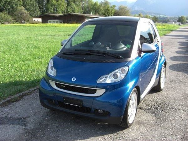 Smart fortwo Brabus softouch