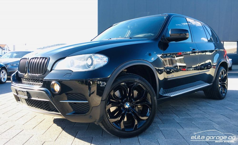 BMW X5 xDrive 50i Steptronic