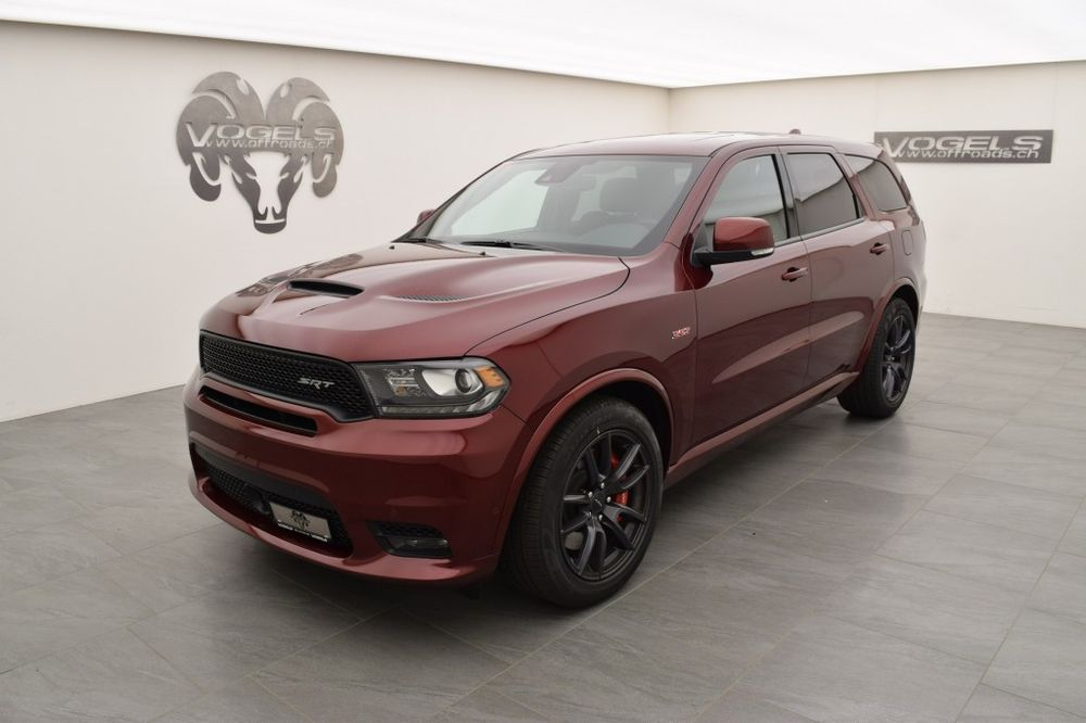 Dodge Durango 6.4 SRT 392 AWD