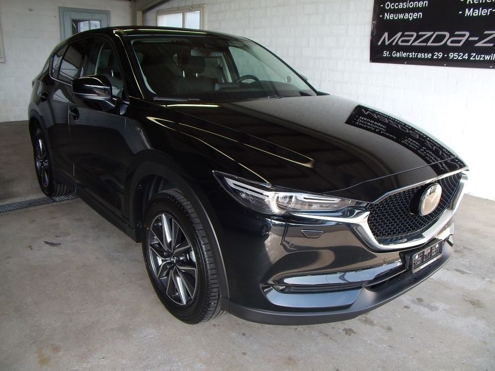 Mazda CX-5 2.2 D 175 Rev. AWD AT Cruise