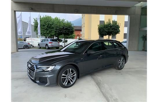 Audi A6 Avant 40 TDI Attraction quattro S-tr