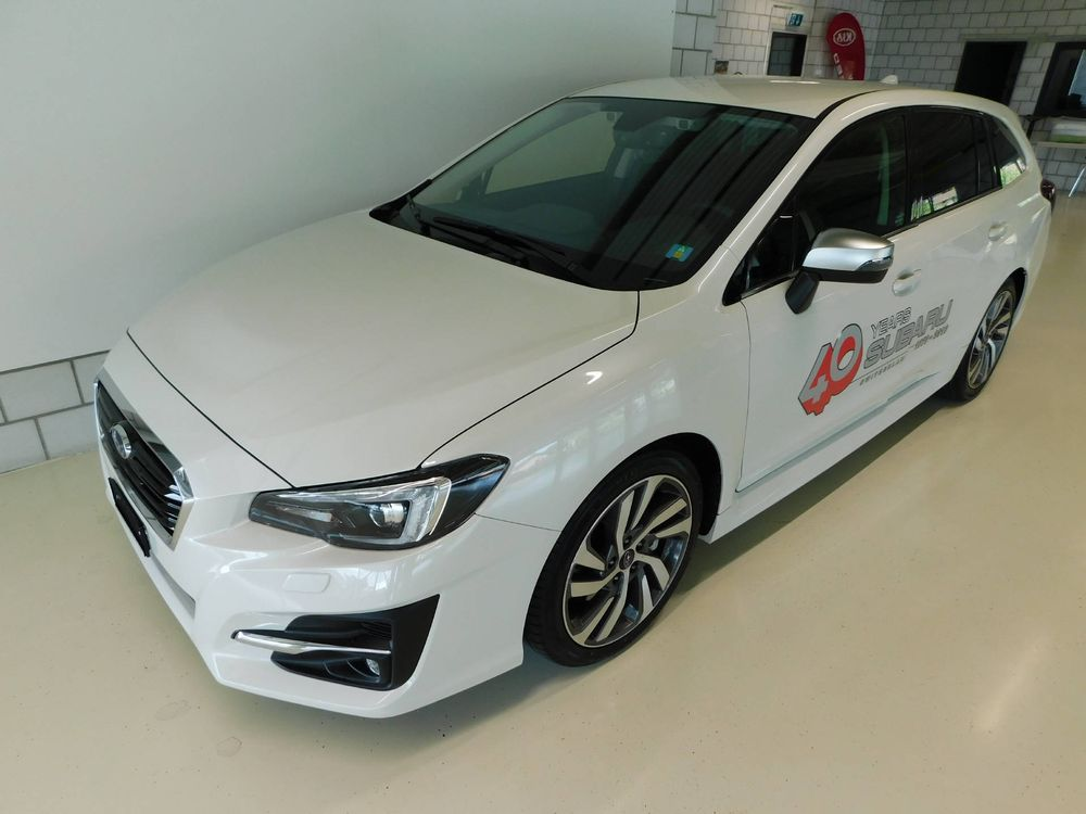 Subaru Levorg 2.0i Swiss Plus
