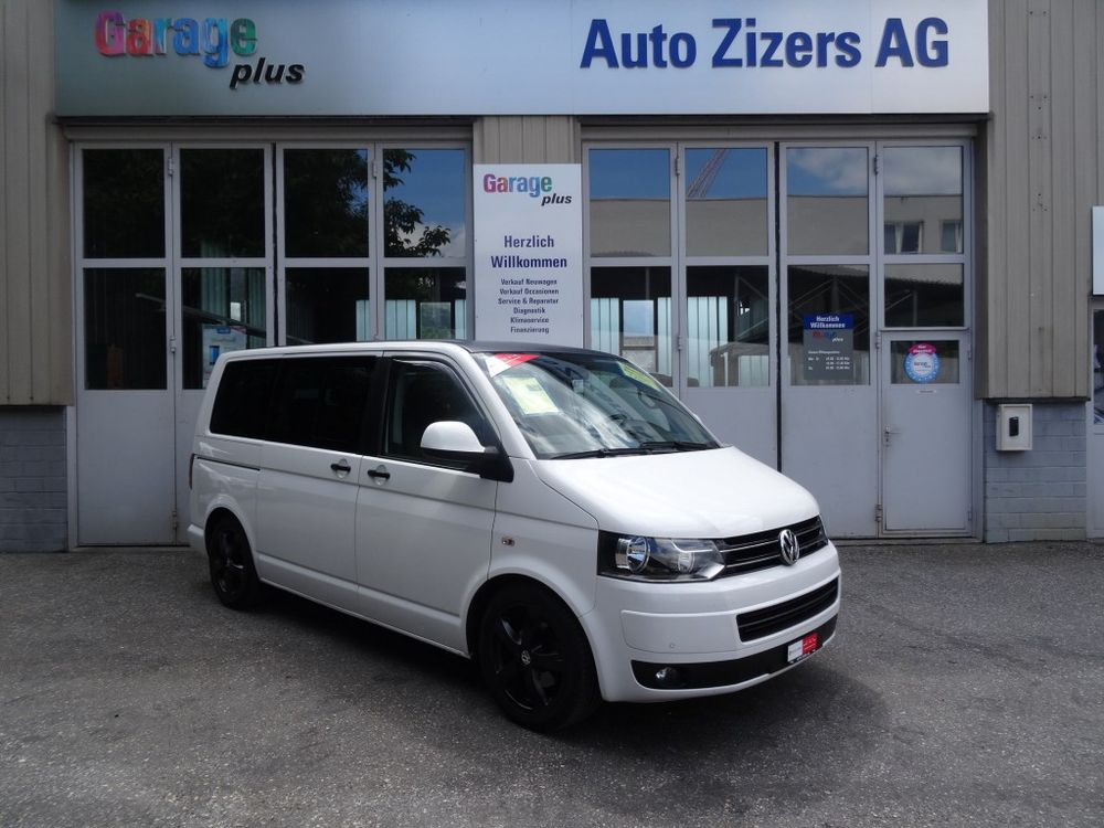 VW T5 Multivan 2.0 TDI CR Family Edition 2