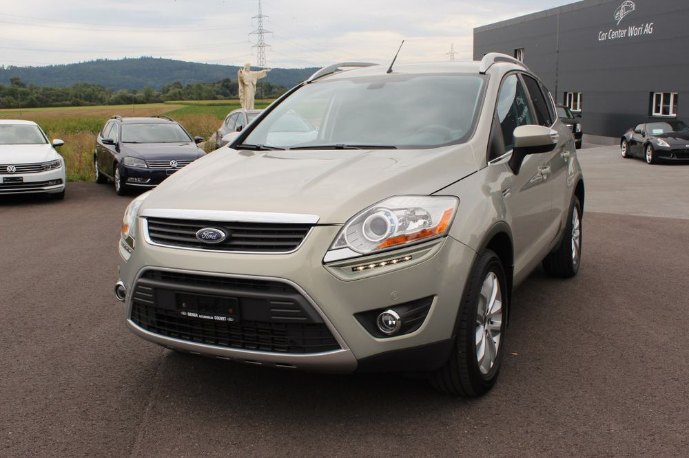 Ford Kuga 2.5 Turbo Titanium 4WD Automatic