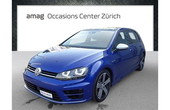 VW Golf 2.0 TSI R 4Motion DSG