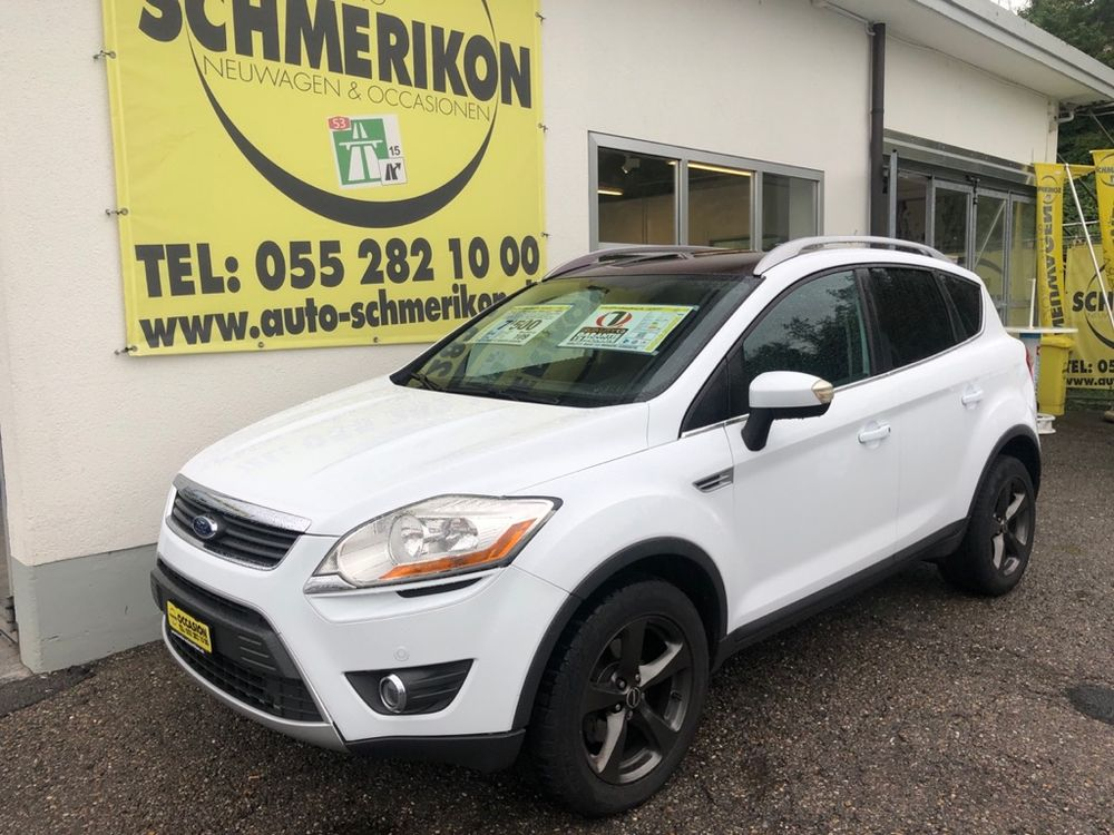 Ford Kuga 2.0TDCi Carving 4WD Allrad 136PS