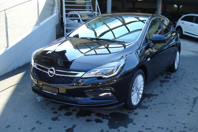 Opel Astra 1.6i T. Excellence