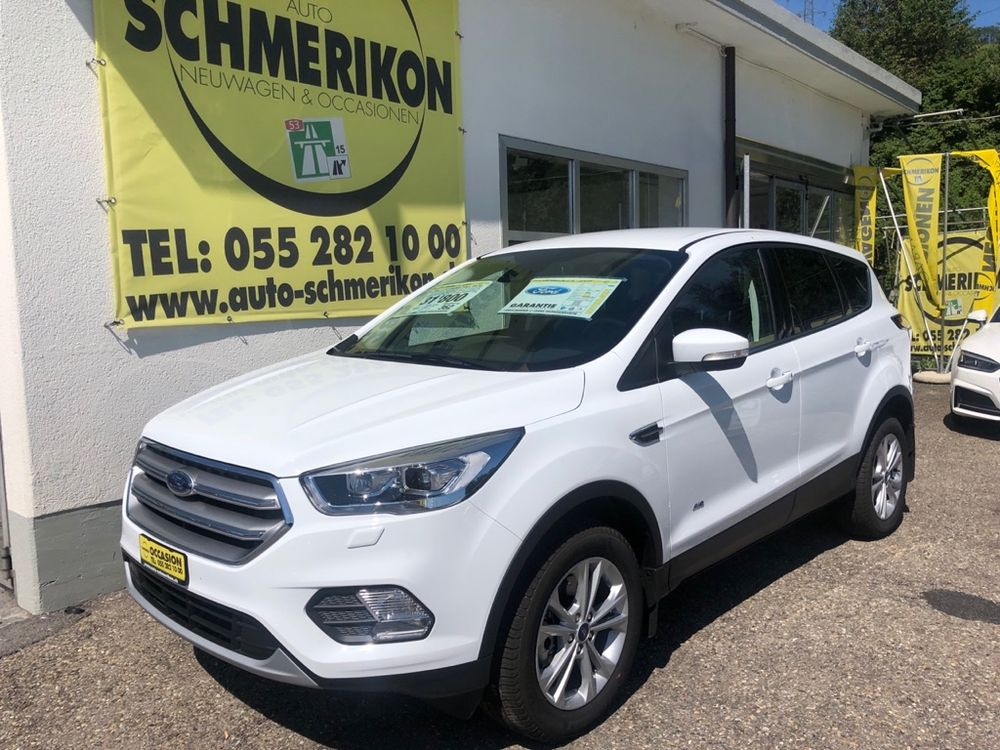 Ford Kuga 1.5 SCTi Business Erdgas 4WD Aut.