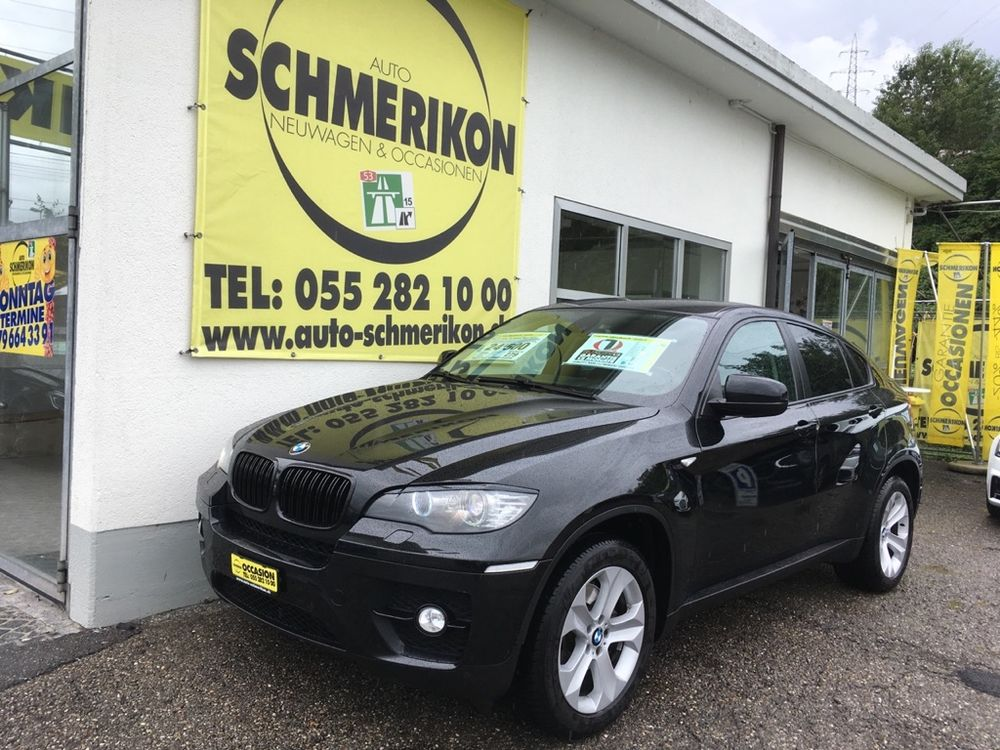 BMW X6 xDrive 35i Automat Sport 306PS