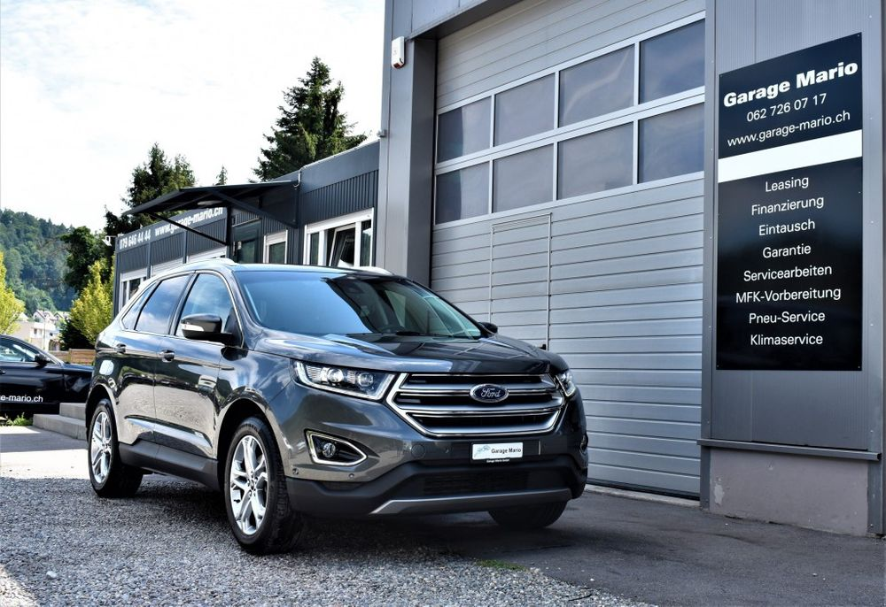 Ford Edge 2.0 TDCi Titanium 4WD PowerShift