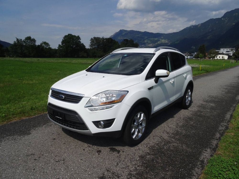 Ford KUGA 2.0 TDCi 140 Carving