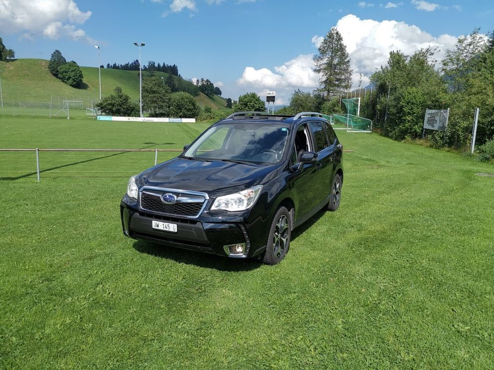 Subaru Forester 2.0XT Luxury Lineartronic