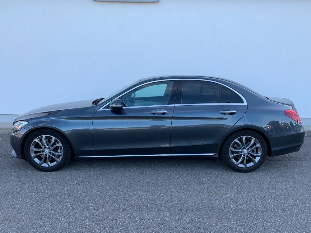 Mercedes-Benz C 250 BlueTEC Avantgarde 4Matic 7G-Tron