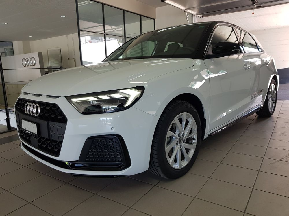 Audi A1 Sportback 30 TFSI advanced S-tronic